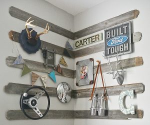 40+ Stylish Wall Decorations For Adding A Rustic Touch To Your Home