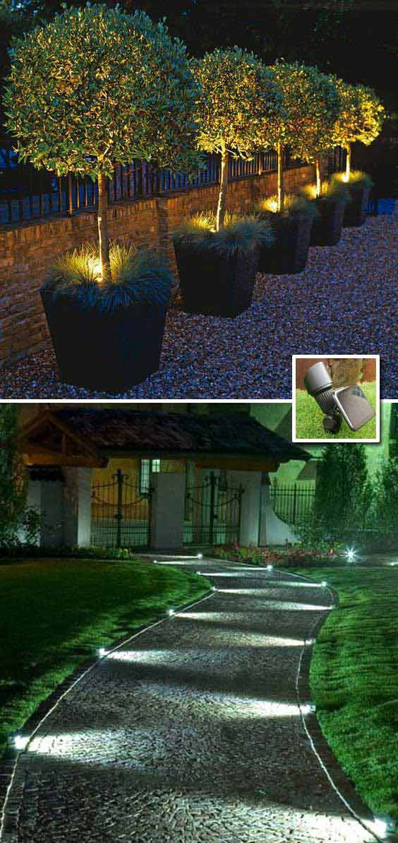 20 Amazing Outdoor Lighting Ideas For Your Backyard Hative