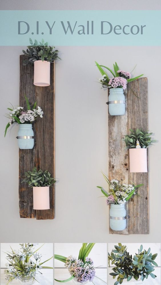 40+ Rustic Wall Decorations For Adding Warmth To Your Home ...