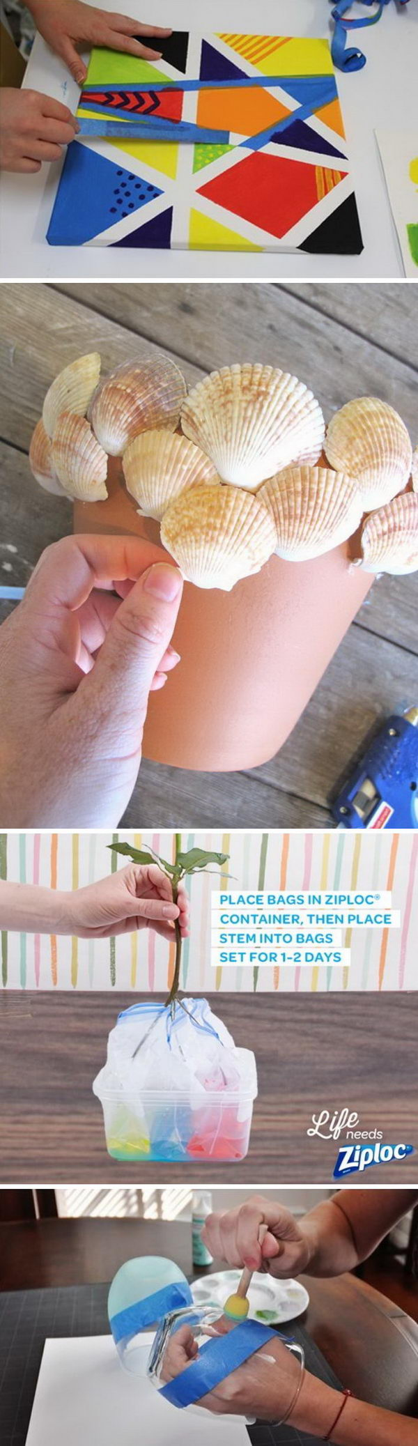 Fun and Easy Summer DIY Projects.