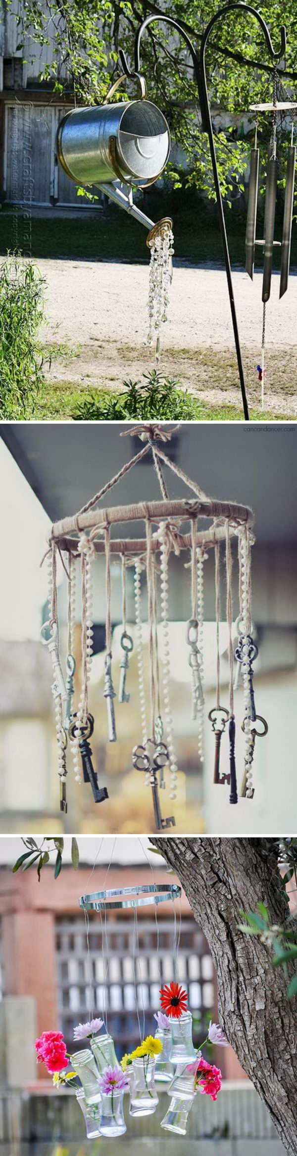 Wind Chime DIY Ideas & Tutorials.