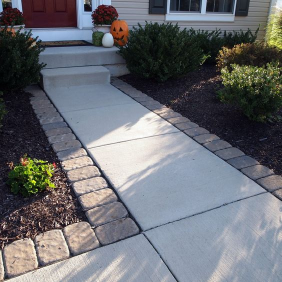 40 Different Garden Pathway Ideas: How To Increase Your Curb Appeal