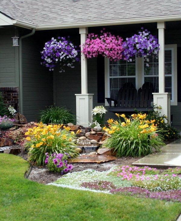 Design a House Front Garden.