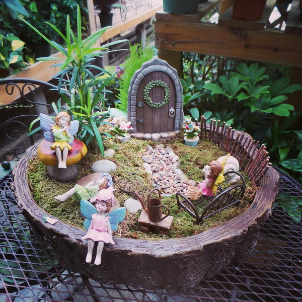 40 Fabulous Diy Fairy Garden Ideas Hative