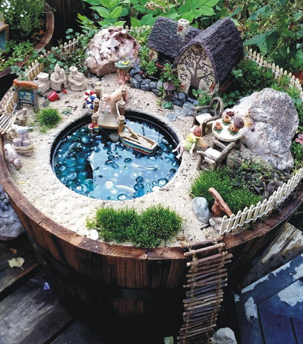 40 Fabulous DIY Fairy Garden Ideas