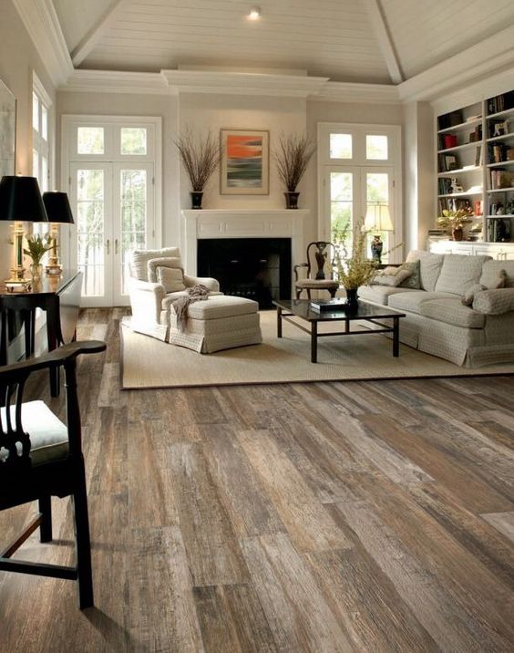 hardwood floor colors. Desert Haze Color Floor For White Living Room Hardwood Colors