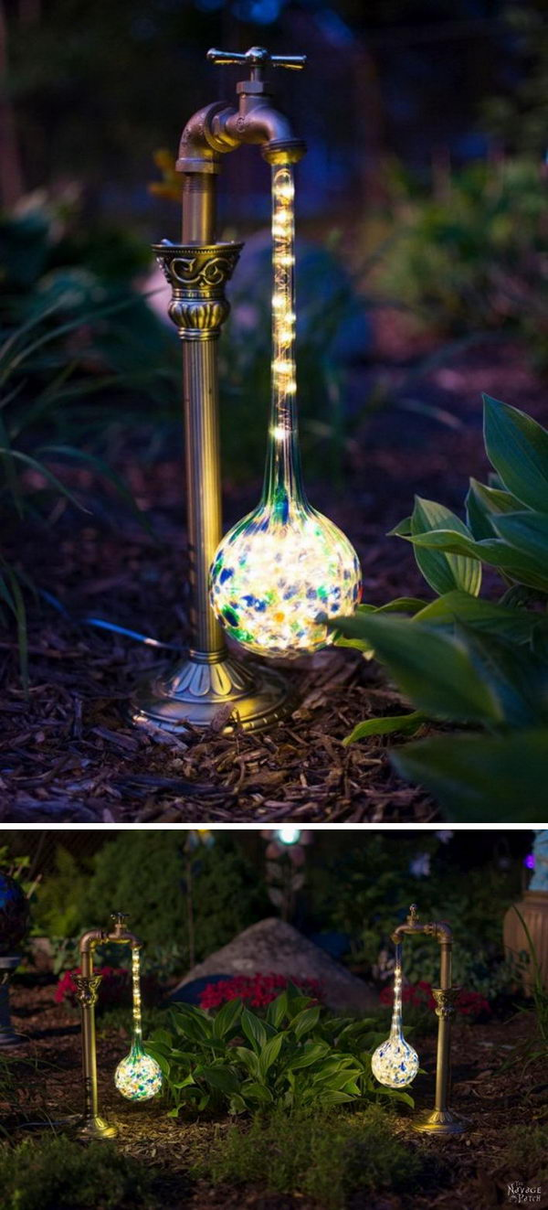 40 Fun And Whimsical Diy Garden Projects Hative