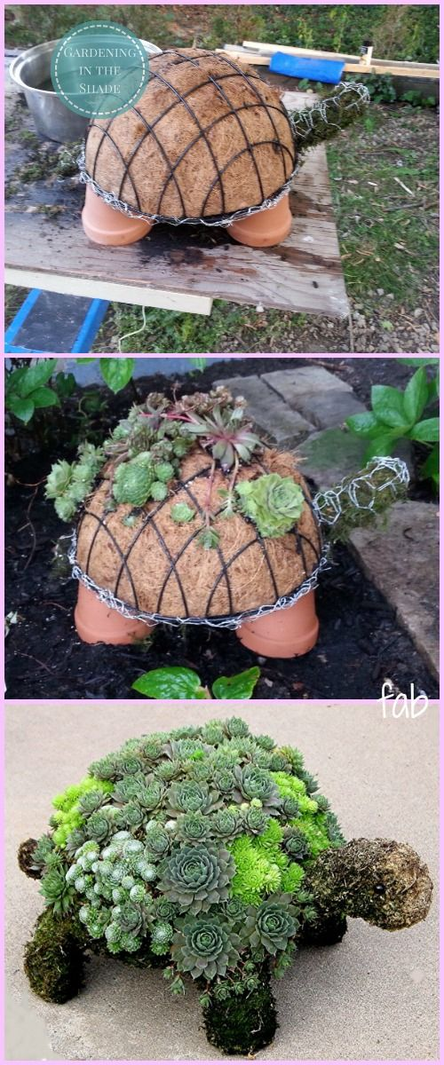 30 fun and whimsical diy garden projects hative for Fun vegetable garden ideas