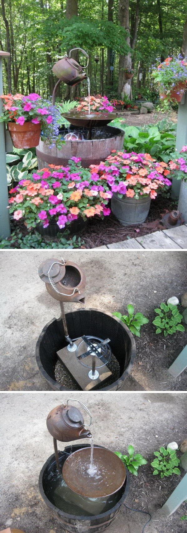 30 fun and whimsical diy garden projects hative