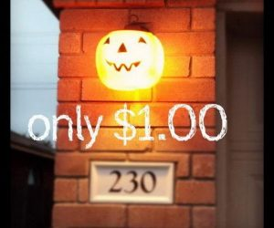 30+ DIY Spooky Halloween Lights