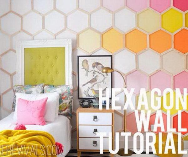 Diy Accent Wall Ideas: 60+ Accent Wall DIY Ideas