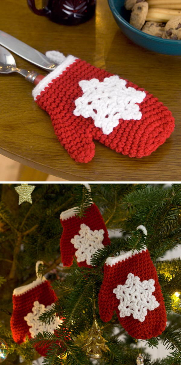 25 Free Christmas Crochet Patterns For Beginners Hative