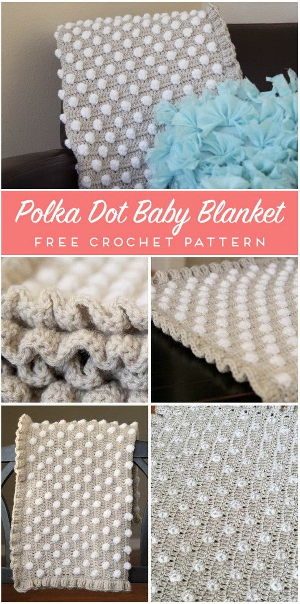 30+ Free Crochet Patterns For Blankets - Hative