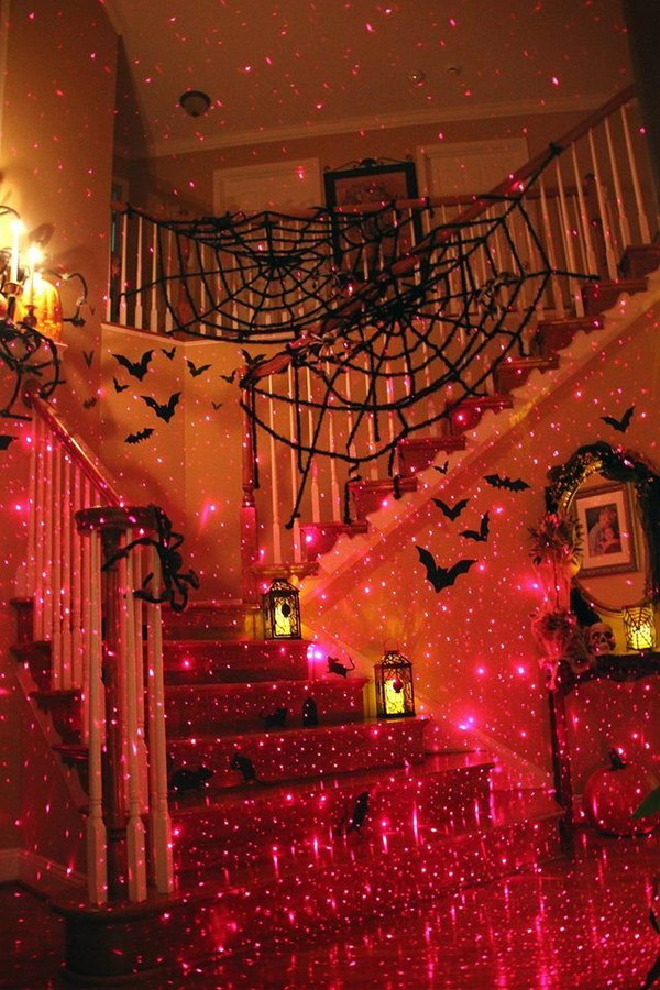 Michaels Halloween String Lights : 30+ DIY Spooky Halloween Lights - Hative