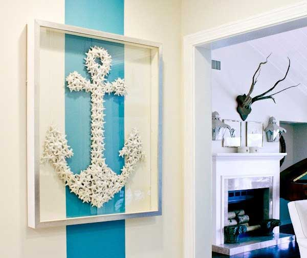 Beach Home Decor Ideas: 60+ Nautical Decor DIY Ideas To Spruce Up Your Home