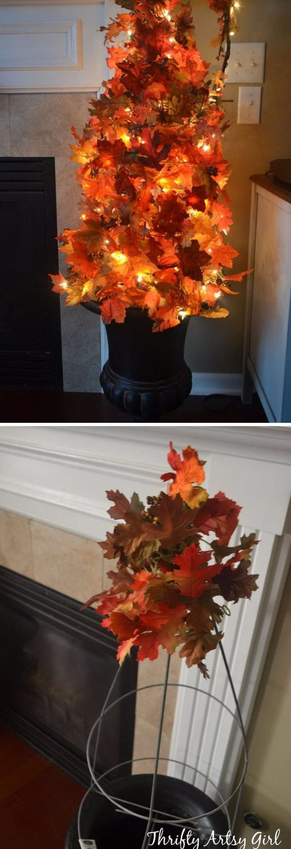 35 Easy Thanksgiving Decorations - Hative