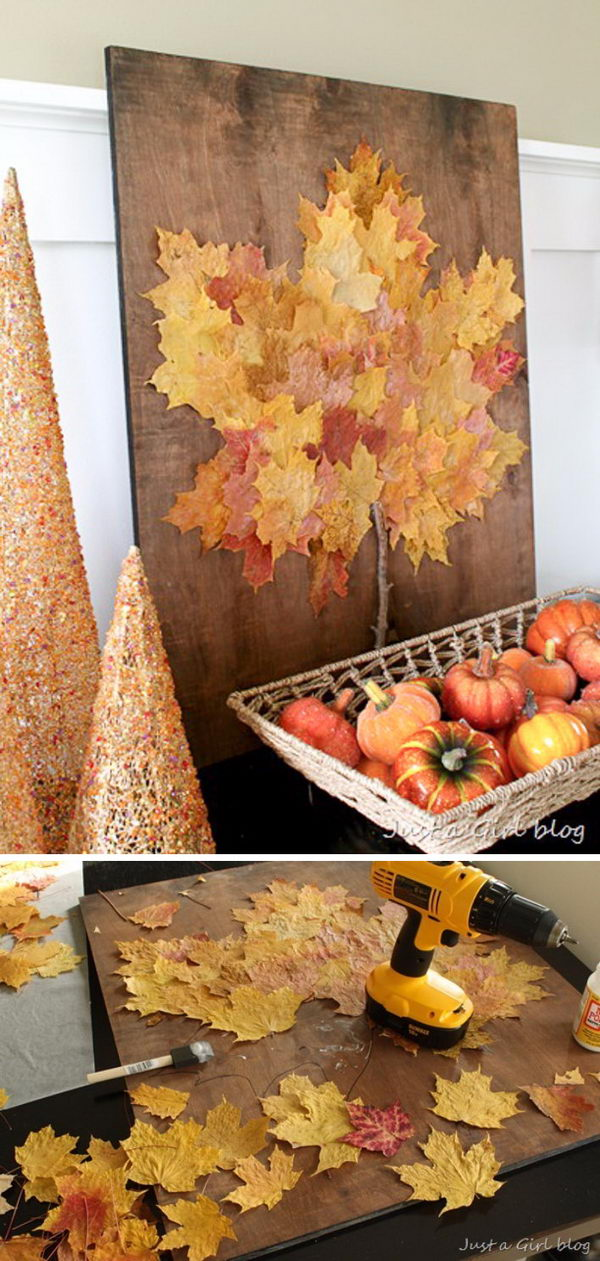 30+ Easy and Budget Friendly DIY Fall Decorating Ideas - Hative