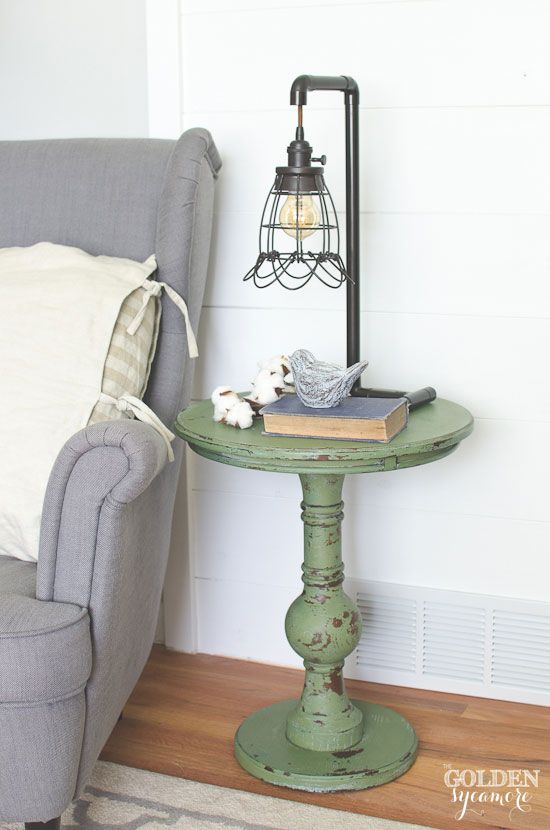 40 Awesome Diy Side Table Ideas For Outdoors And Indoors