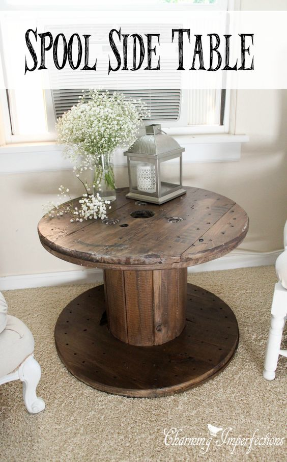 Small Unique End Tables