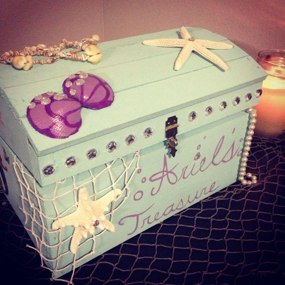 20 Under The Sea Decorations For Your Little Mermaid S