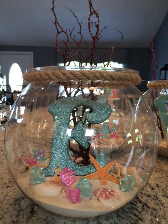 20+ Under The Sea Decorations For Your Little Mermaid's ...