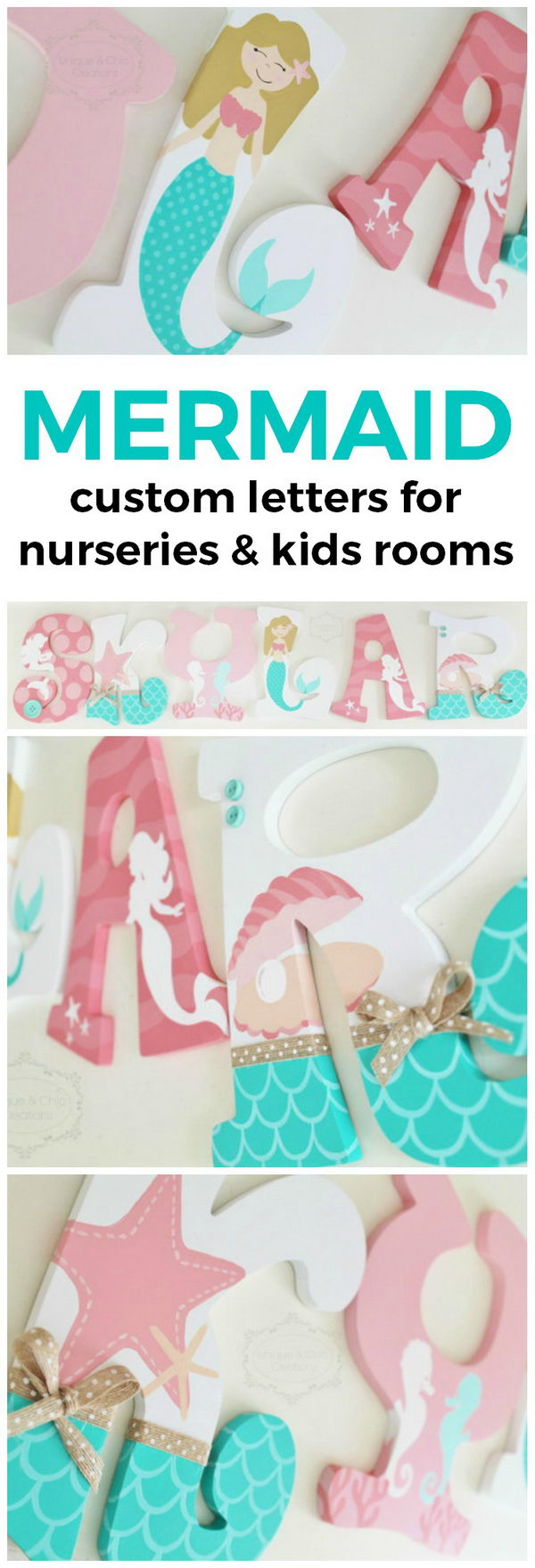 20 Under The Sea Decorations For Your Little Mermaid S Bedroom Hative