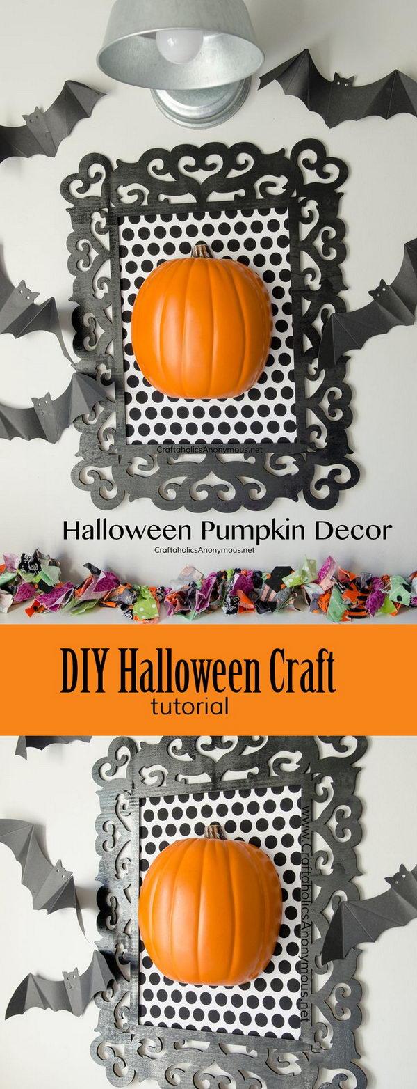35+ diy halloween decoration ideas - hative