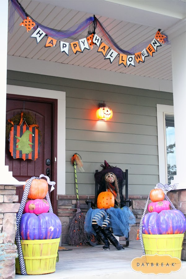 Witchy Front Porch.