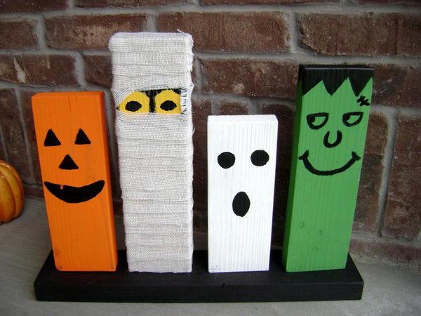 Spooky Family.