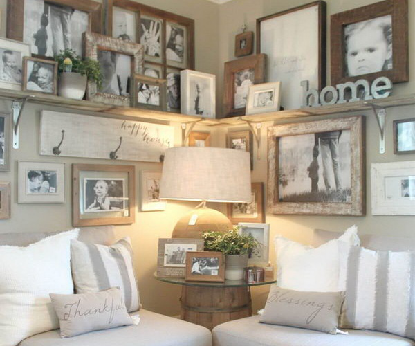 40 Ways To Make Use Of Your Empty Home Corners Hative