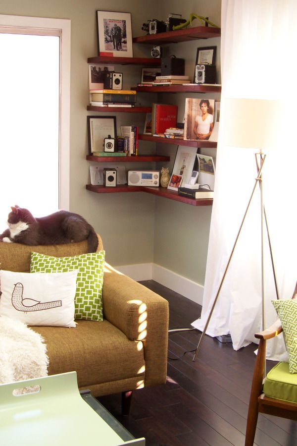 40+ Ways To Make Use Of Your Empty Home Corners - Hative