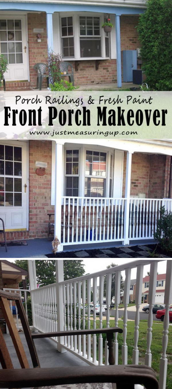 DIY Railings.
