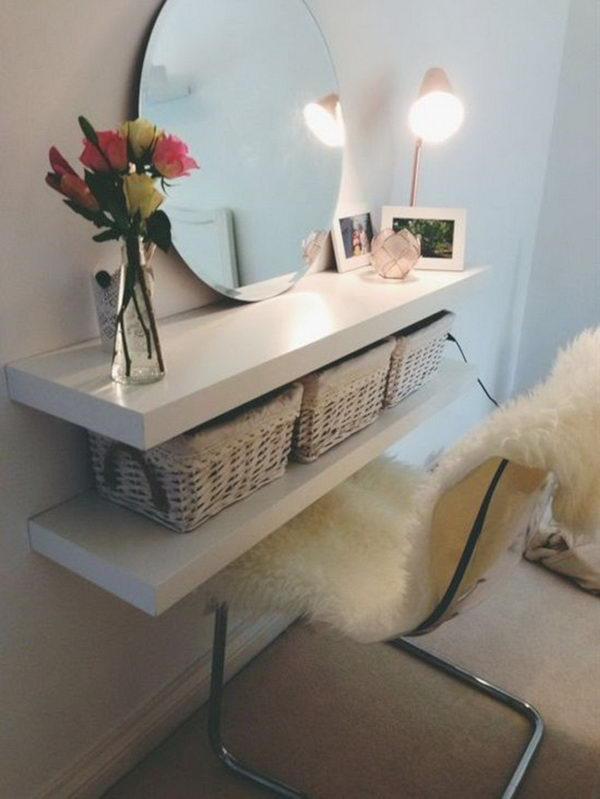 30 Ways To Hack Ikea Lack Shelves Hative
