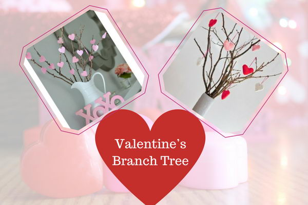 Valentine's Branch Tree