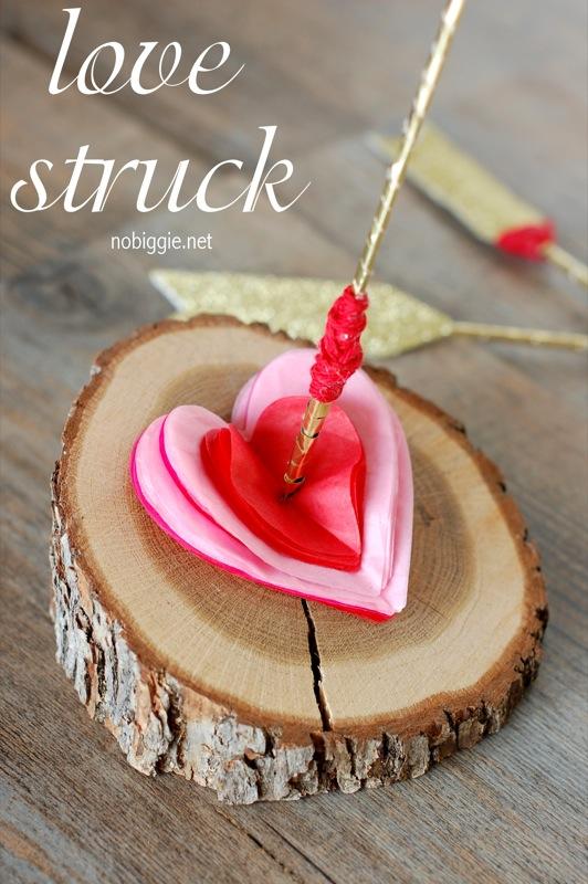 Cupid's Arrow Tree Stump.