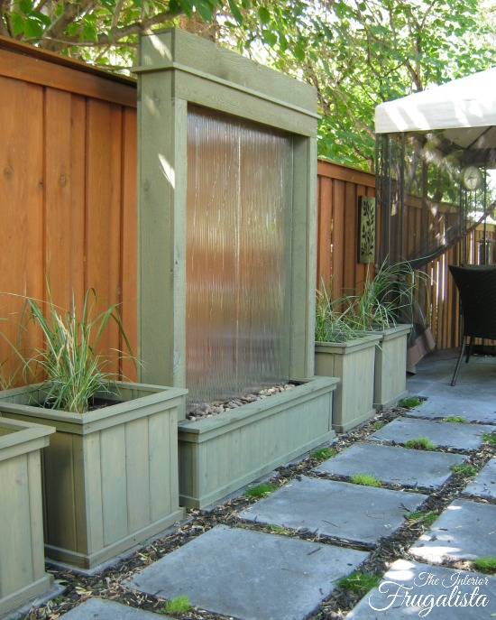 Small Courtyard Garden Ideas Privacy Fences
