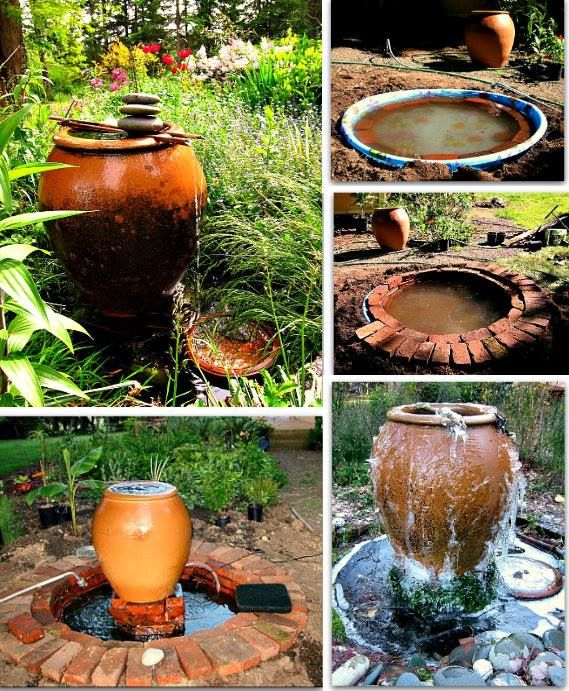 40 Great Water Fountain Designs For Home Landscape