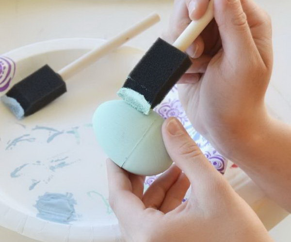 30 Creative Easter Decor Diy Projects Hative